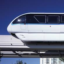 Chugging along 10 years later, the Las Vegas Monorail is headed in the right direction.