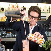 This beverage developer has a hand—and shaker—in some of the city's top drinks.