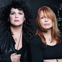The sister duo return to Las Vegas to perform their rock hits of the past and present.