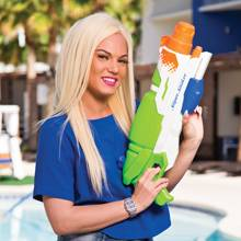Deanna Hare helps build the success of newly opened Sky Beach at Tropicana.