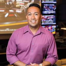Jerry Rodriguez combines his love for sports with his hardworking ethos.