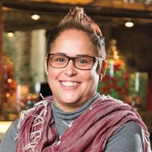 Stephanie Souza and Bacchanal Buffet staff accomplish a fantastic feat.
