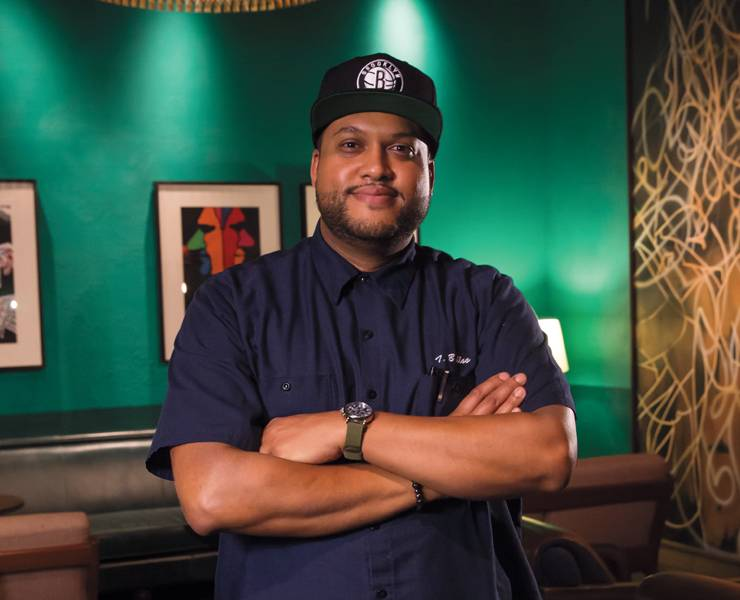 The executive chef of Sugarcane Raw Bar Grill at The Venetian takes the lid off the restaurant's first year.