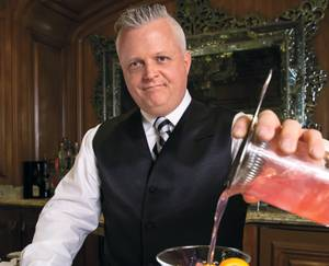 Eron Smith talks about the history of Bellagio's Petrossian Bar.