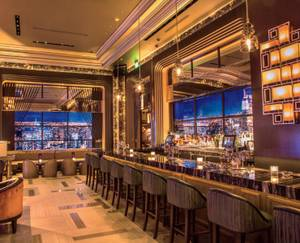 Check out Caesars Palace's many lounge offerings.