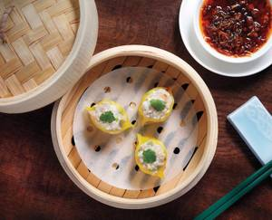 Restaurant's Chinese cuisine marries tradition with modern elements.