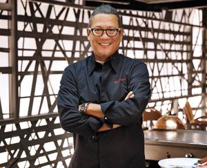 The celebrity chef keeps the momentum more than a year after opening in Las Vegas.