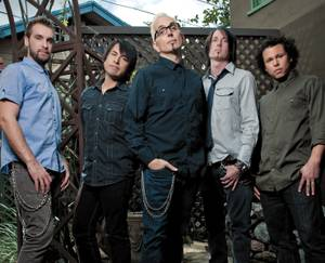 Rock group joins Marcy Playground and Local H at Fremont Street's Downtown Rocks series.