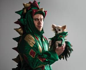 Piff the Magic Dragon turns up the heat