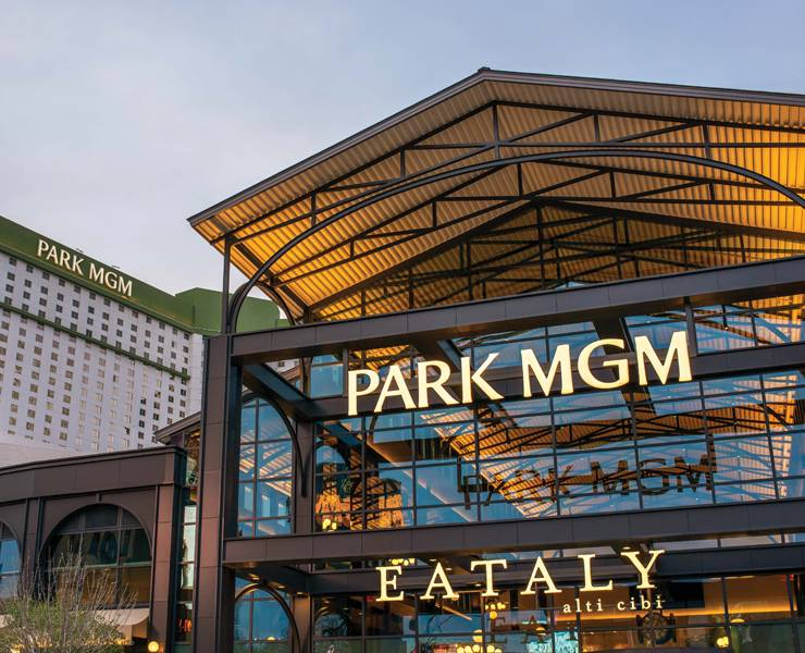 On and Off the Strip: Eataly Las Vegas, La Comida and more ...