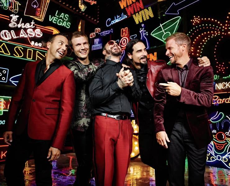 Her Vegas: Backstreet Boys, Omnia and more