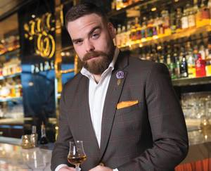 Whiskey connoisseur brings a world of knowledge to Scotch 80 Prime.