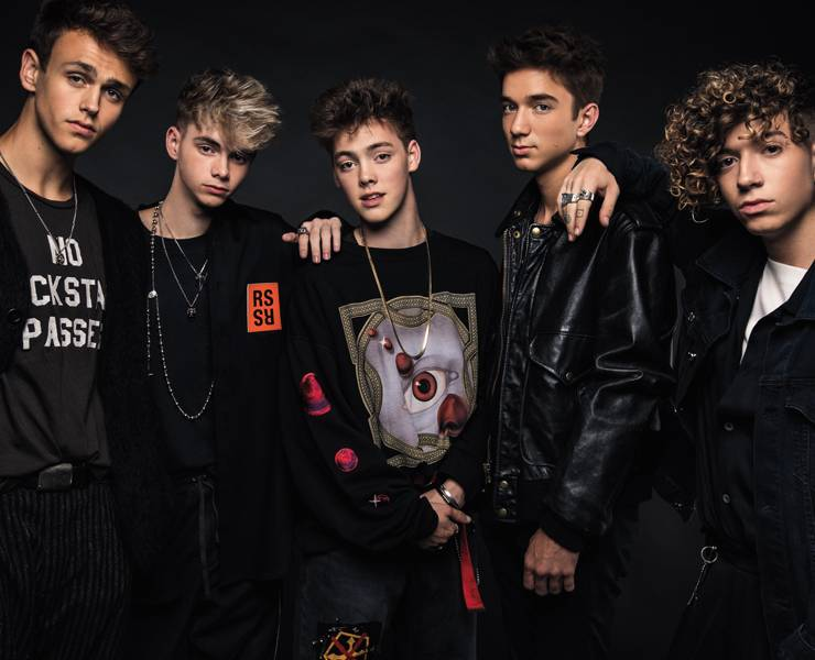 On the Scene with Brock Radke: Why Don't We, Gordon Ramsay and more