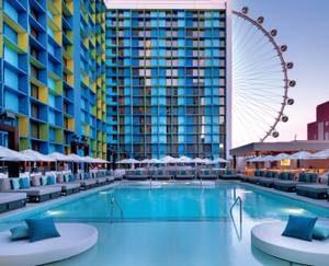 Influence, the Pool at The Linq opens its doors for another intimate pool season.