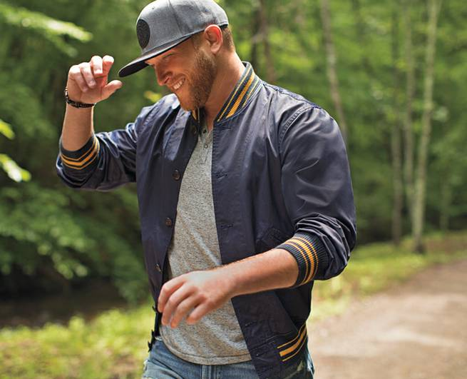 Cole Swindell is a country craftsman
