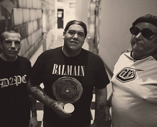 It's Always A Party With Sublime With Rome