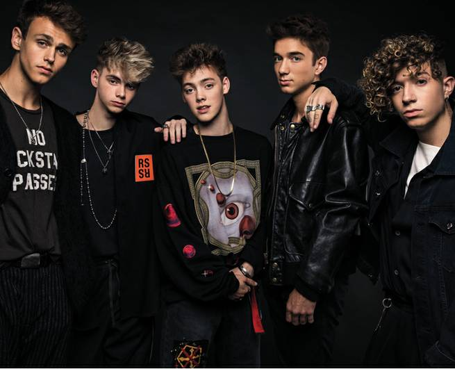 Why Don't We keeps the boy band alive