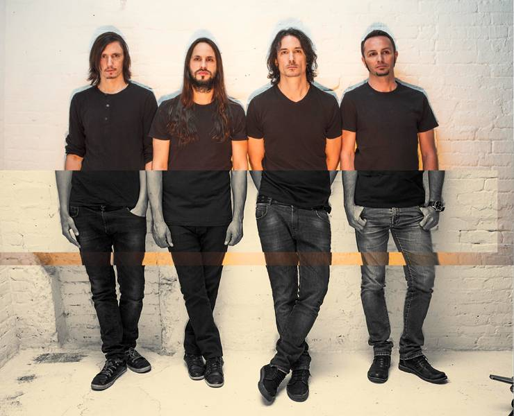 There's no going low-key for Gojira