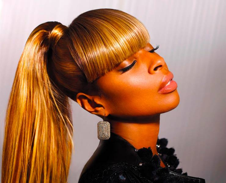 Mary J. Blige draws power from pain