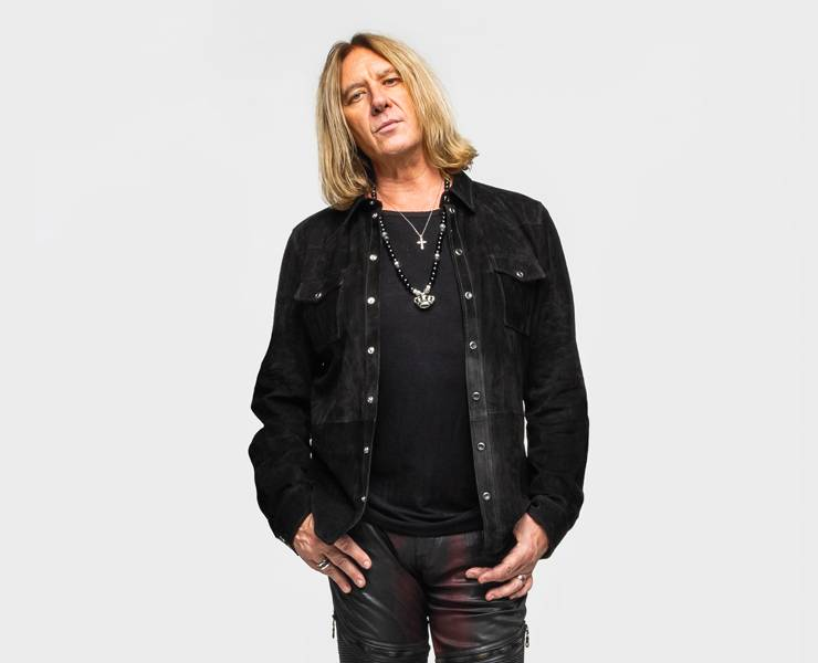 Q&A: Joe Elliott