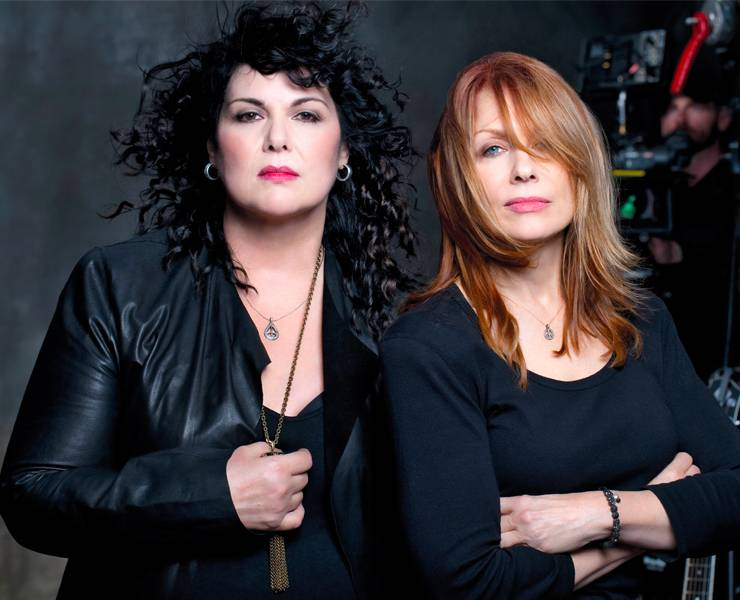 Heart teams with Joan Jett for a powerhouse show