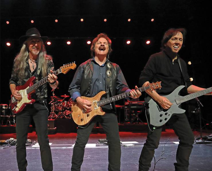 The Doobie Brothers bring all their hits to town