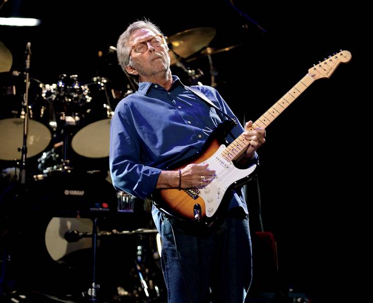 Eric Clapton and Jimmie Vaughan: At the Crossroads