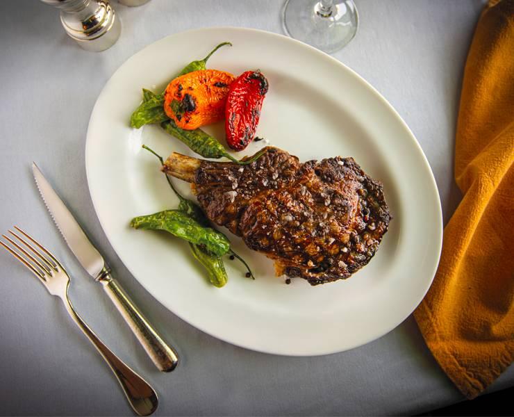 Prime Steakhouse is a taste supreme