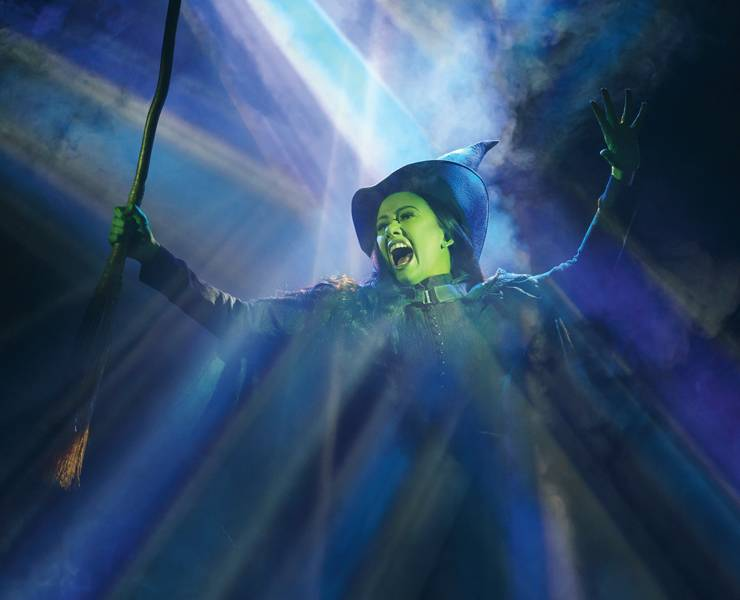 'Wicked' flies into the Smith Center