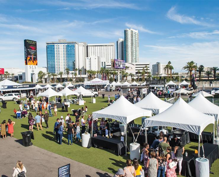 Her Vegas Usa Today Wine And Food Experience Zumanity And More Las Vegas Magazine