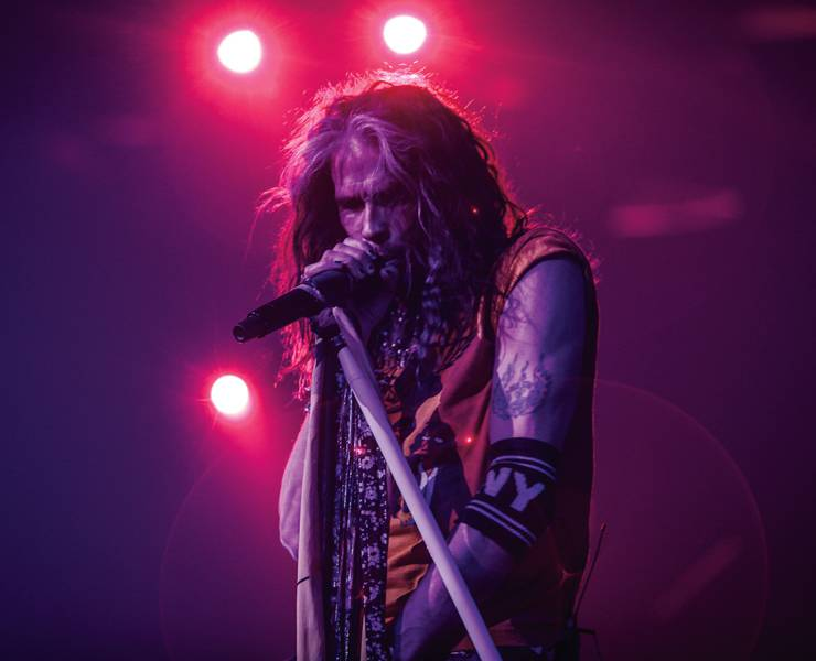On the Scene with Brock Radke: Aerosmith, Tim Burton and more