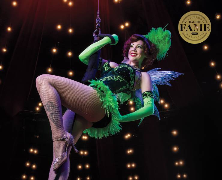 Hall of Fame: 'Absinthe'