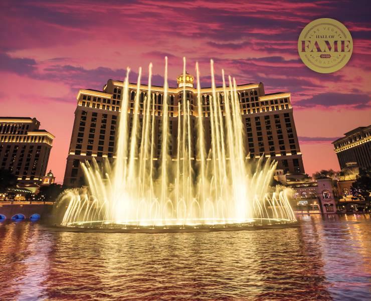 bellagio fountains times 2020