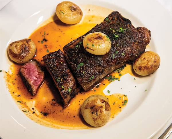 Find the perfect Vegas steakhouse for you in Las Vegas