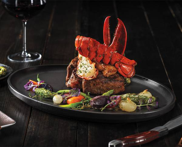 Discover a world of lobster options in Las Vegas